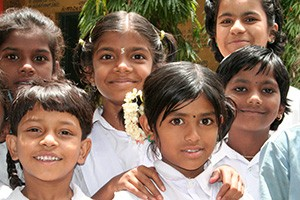 Unlimited Food For School Children Across India