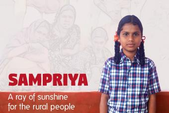 Sampriya, a lifeline for the rural people