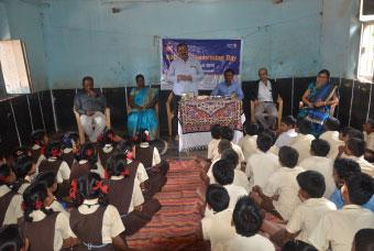 National Deworming Day Awareness Drive